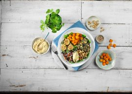Eating for Mental Health & Resilience