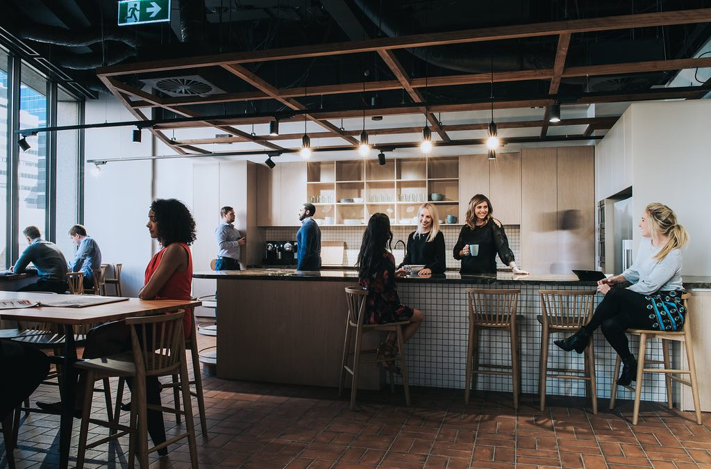 What Your Workplace Design Says About Your Culture & Values